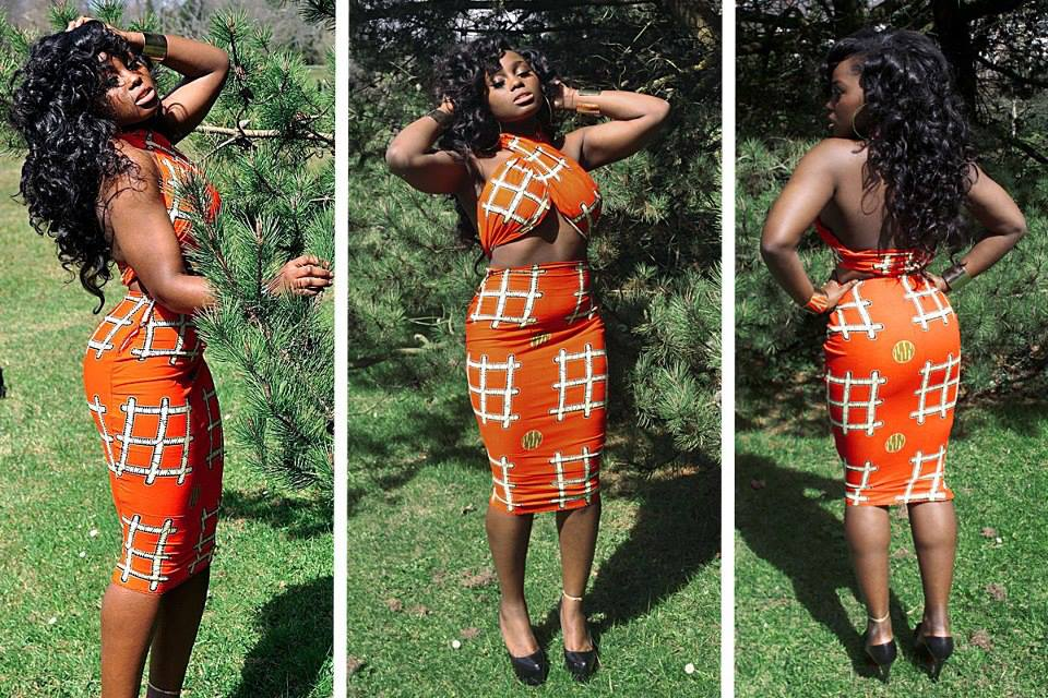 African Print…Lusciousness!